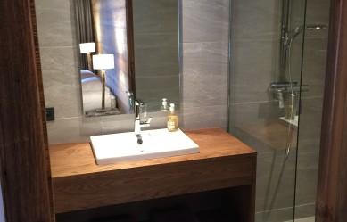 Chamois bathroom